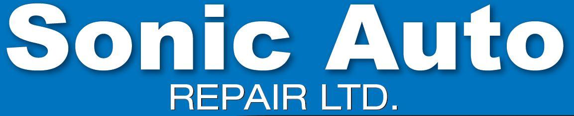 Sonic Auto Repair Ltd.
